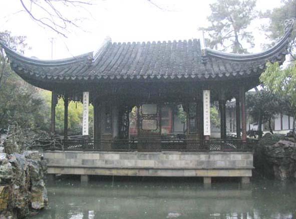 苏州、周庄、上海三日游