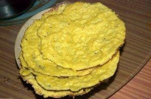 淳安千岛湖小吃--玉米饼