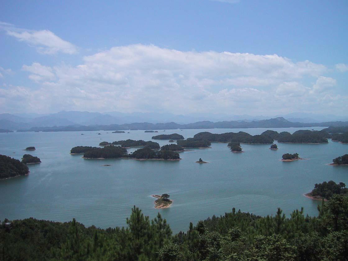 桐庐千岛湖三日游