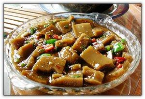千岛湖美食--神仙豆腐